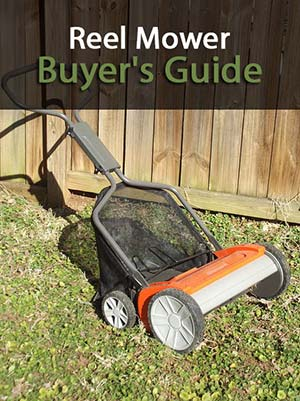 Reel Mower Buyer's Guide