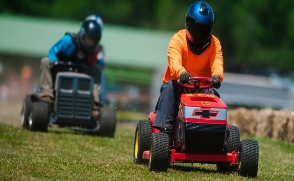 Best Lawn Mower For Racing