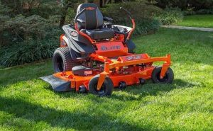 Lawn Mower Moves Slowly in Reverse